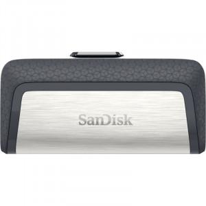 Флешка 16GB SanDisk Dual Drive Type C + Type A OTG USB 3.1