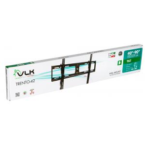 Кронштейн для телевизора VLK TRENTO-42 black наклонный