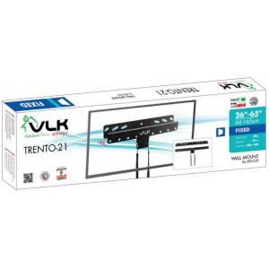Кронштейн для телевизора VLK TRENTO-21 black фиксированный
