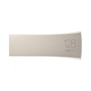 Флешка 128GB Samsung Bar Plus USB 3.1 серебро