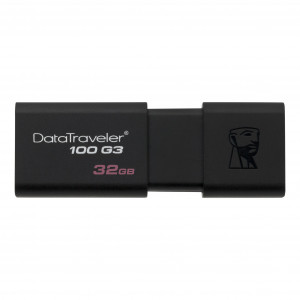 Флешка 32GB Kingston DataTraveler 100 G3 USB 3.0