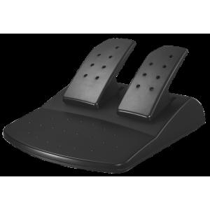 Игровой руль с педалями DEFENDER Forsage Drift GT ПК/PS3 проводной