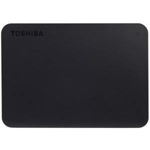 "Внешний диск Toshiba 500 GB Canvio Basic черный, 2.5"", USB 3.0"