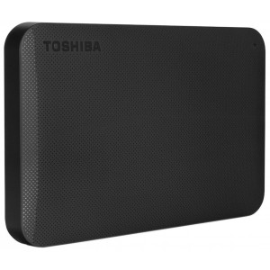 "Внешний диск Toshiba 1TB Canvio Ready черный, 2.5"", USB 3.0"