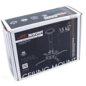 Потолочное крепление для проектора ABC Mount STANDARD-81 Black
