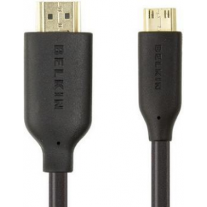Кабель HDMI - mini HDMI Belkin, 1 метр