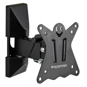 Кронштейн для телевизора Kromax Casper-102 black наклонно-поворотный