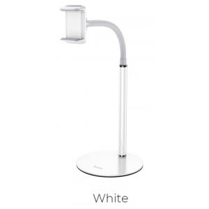 Настольный держатель для смартфона Hoco PH28 Soaring белый