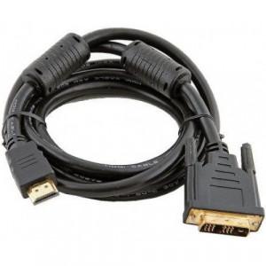 Кабель Telecom HDMI - DVI (CG481F)  3 метра, черный