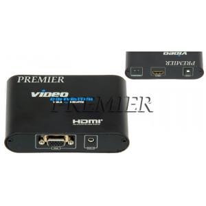 Видеоконвертор вход VGA + Audio L/R - выход HDMI Premier 5-982