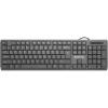 Клавиатура Defender OfficeMate MM-820, проводная черная