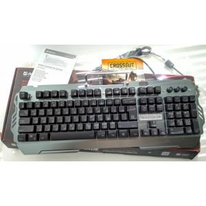 Игровая клавиатура Defender Renegade GK-640DL, проводная