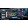 Клавиатура DEFENDER Chimera GK-280DL RU, проводная черная