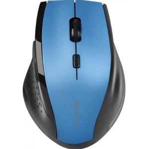 Беспроводная мышь DEFENDER Accura MM-365, синяя