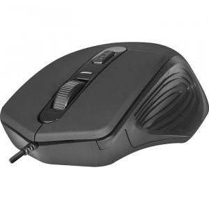 Проводная мышь DEFENDER Datum MB-347, черная