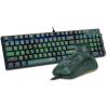 Игровой набор Redragon S108, мышь + клавиатура