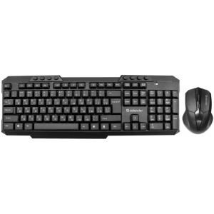 Беспроводной набор Defender Jakarta C-805, мышь + клавиатура