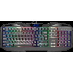 Игровой набор Defender Anger MKP-019, мышь + клавиатура+коврик