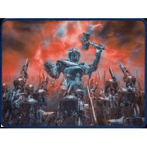 Игровой набор Defender Killing Storm MKP-013L, мышь + клавиатура+коврик