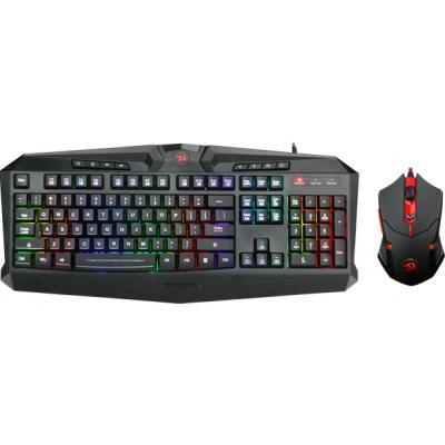 Игровой набор Redragon S101-1, мышь + клавиатура