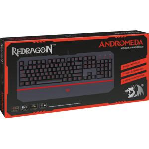 Игровая клавиатура Redragon Andromeda, проводная механическая