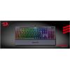 Игровая клавиатура Redragon Brahma, проводная механическая