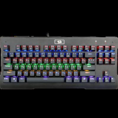 Игровая клавиатура Redragon Visnu, проводная механическая