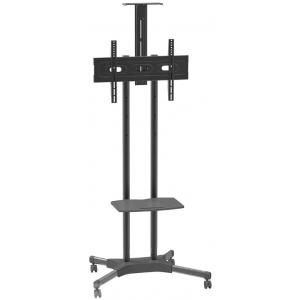 Стойка для телевизора напольная Arm-Media PT-STAND-12 Black