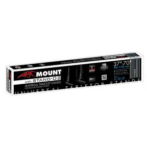 Настольная подставка для телевизора ABCMount STAND-02 black