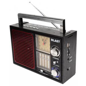 Радиоприемник Blast BPR-912 черный