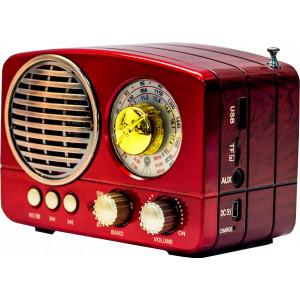 Радиоприемник BLAST BPR-705 красный