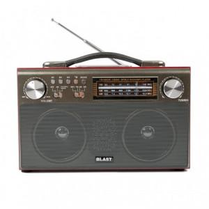 Радиоприемник Blast BPR-812 черный