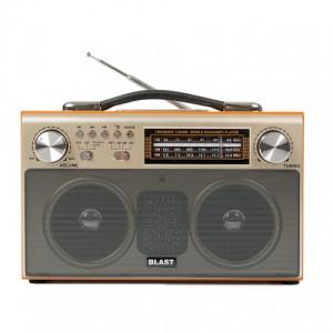 Радиоприемник Blast BPR-812 бежевый