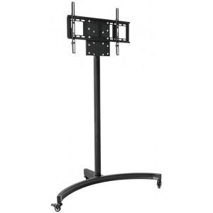 Стойка для телевизора напольная Arm-Media PT-STAND-10 Black