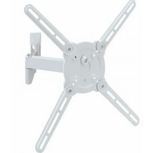 Кронштейн для телевизора Kromax Atlantis-15 white наклонно-поворотный