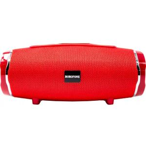 Колонка Borofone BR3, Rich sound красная