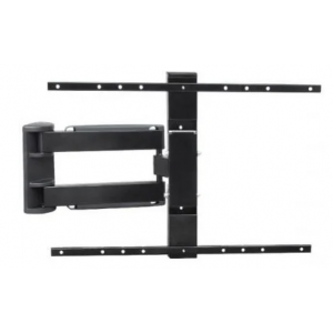 Кронштейн для телевизора OMB Led 2 black наклонно-поворотный
