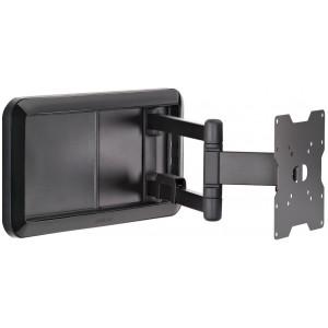 Кронштейн для телевизора Meliconi Stile Rotation DRS200 Black наклонно-поворотный