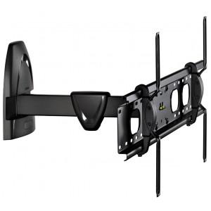 Кронштейн для телевизора Meliconi Stile Rotation R800 Black наклонно-поворотный