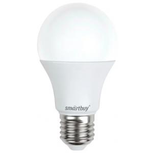 Лампа светодиодная Smartbuy A60 11Вт 220V 3000K E27 (тёплый свет)